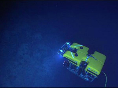 ROV, remotely operated vehicle, ecology and biodiversity